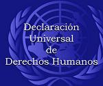 Declaración Universal de Derechos Humanos (Valores)