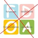 Si el FODA no sirve para el Plan Estratégico, ¿qué lo reemplaza?