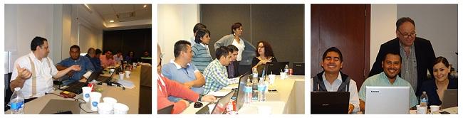 Business Model Canvas - Oaxaca