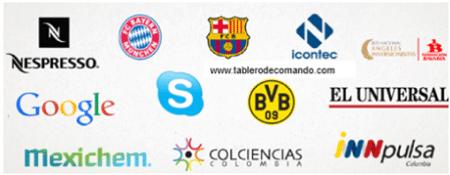 Empresas que utilizan business model canvas en español